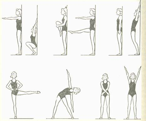 Упражнения с гантелями при сколиозе дома