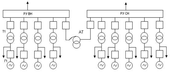 Электропитающие Системы Курсовая