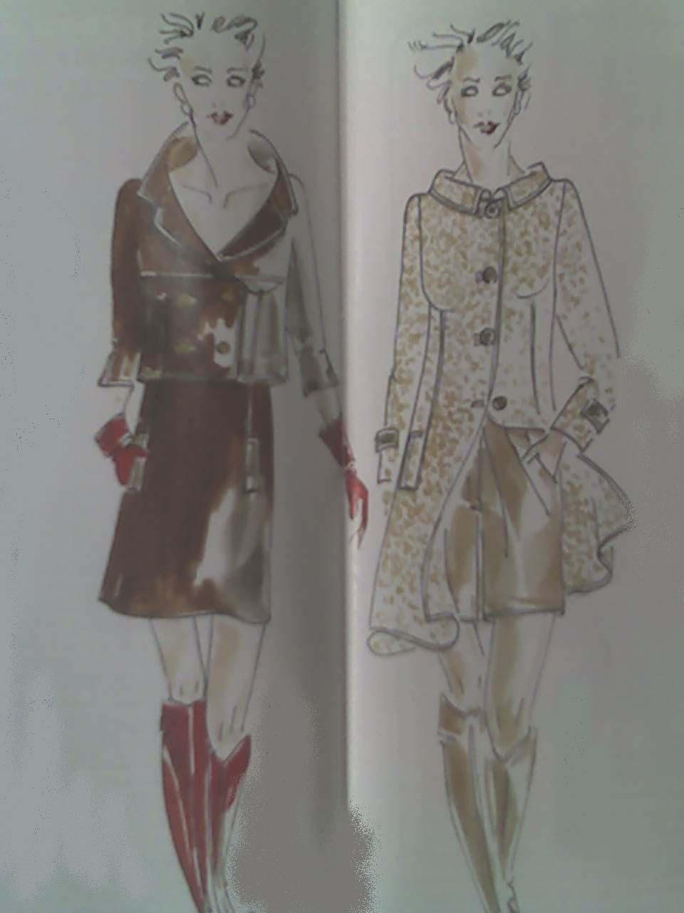 Дипломная работа по технологий изготовления женского платья