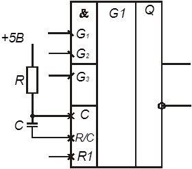 Мультивибратор на полевых транзисторах схема фото 244